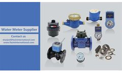 water Meter Supplier in pakistan