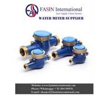 Industrial Water Meter -2
