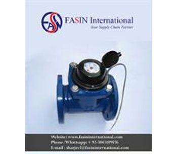 Industrial Water Meter -1