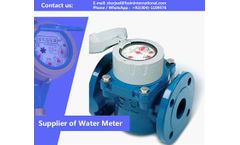 Water Meter Supplier in Karachi, Pakistan