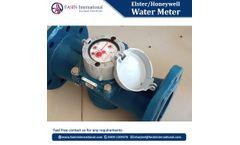 Elster water meter - Model New - Elster Water Meter Supplier In Pakistan