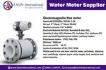 Electromagnetic flow meter supplier in pakistan