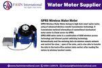 EFC Flow Meter - Model EFC3 - GPRS Wireless Water Meter Supplier