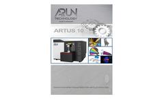 Arun Artus - Model 10 - First Direct Reading Spectrometer Brochure