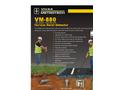 Model VM-880 - Metal Locator Brochure