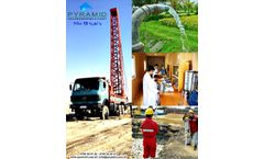 Geotechnical, Geophysical, Topography, Water Well Drilling and Water Supply Company in Afghanistan