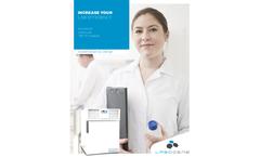 ScanCool SnowBird - Ultra Freezer Brochure
