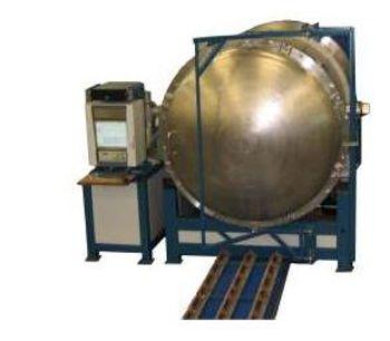 Löwener - Automatic Helium Leak Testing Big Systems