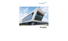 SensoTech Company Profile - Brochure