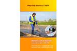 Techno-AC - Model AT-407N - Water Leak Detector - Manual