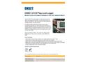 HOBO - 4-Channel Analog Data Logger Brochure