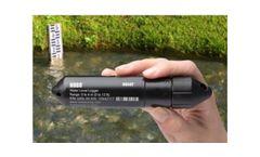 Onset HOBO - Model U20L-002 - 100 ft Water Level Data Logger
