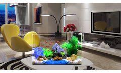 How to choose aquarium light-X7- Video