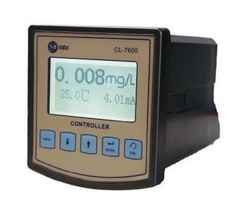 Nobo - Model DOZ-7600 - Online Dissolve Ozone Meter