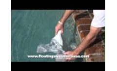 Installation Instructions for the Dragonfly Floating Pool Skimmer USA Video