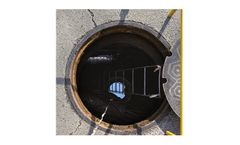 Ultrasonic instrumentation for sludge CSO level and velocity flow (EDM) applications