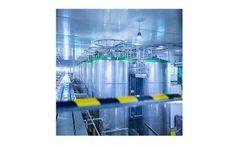 Ultrasonic instrumentation for UV flume or tank applications