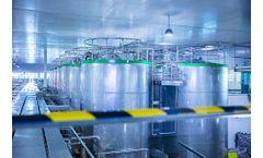 Ultrasonic Level & Flow Instrumentation for UV Flume or Tank Applications