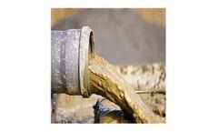 Ultrasonic instrumentation for slurry flow & potash flurry flow applications
