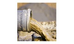 Mud flow measurement for the oil and gas industry