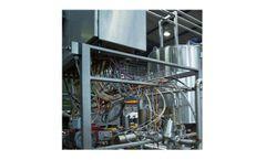 Ultrasonic instrumentation for pig detection applications