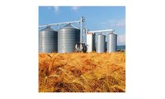 Ultrasonic instrumentation for solids silo level & solids flow indication applications