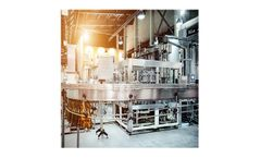 Liquid level and flow sensors for beverage processing plants