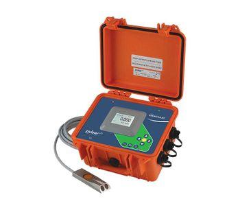 MantaRay - Portable Area-Velocity Flow Meter