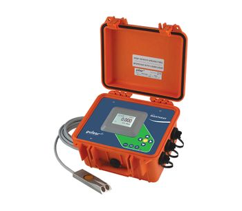 Greyline  - Model Mantaray  - Portable Area Velocity Flow Meter