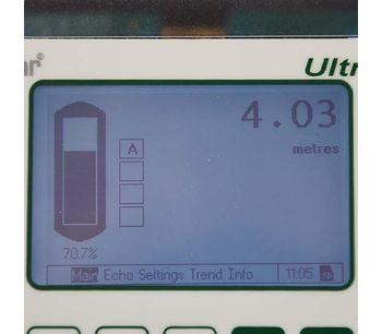 Advanced Ultrasonic Level, Flow, Volume and Pump Control-4