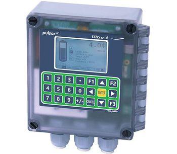 Advanced Ultrasonic Level, Flow, Volume and Pump Control-1