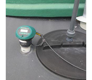 Ultrasonic, Non-Contacting Level Measurement-3