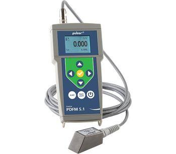Greyline - Model PDFM 5.1 - Portable Doppler Flow Meter