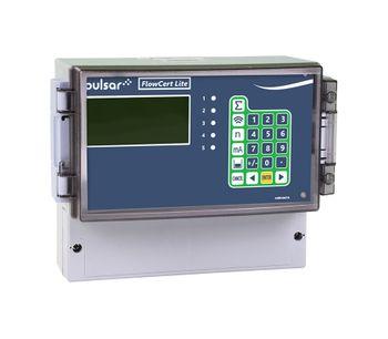 FlowCERT Lite - Mcerts Open Channel Flow Meter