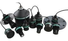 Pulsar - Model dB Transducer Series - Non-Contacting Ultrasonic Sensors for Level, Volume and Flow