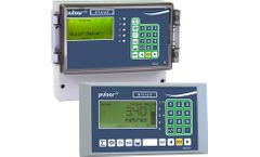 Pulsar - Model Ultra 5 - Non-contacting Ultrasonic Level Control and Flow Measurement