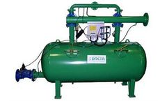 ROSTA - Model FGA-80 - Sand Gravel Filter with Automatic Washing