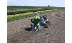 KSM-1 potato planter - Video