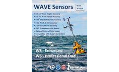 Inertial-Labs - Model WS-E Enhanced - Wave Sensors (WS) - Brochure