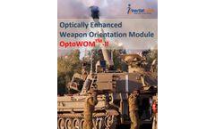Inertial-Labs - Model OptoWOM-ll - Weapons Orientation Modules (WOM) - Brochure