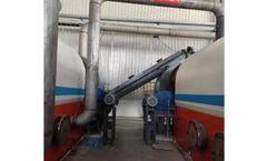 Benji - Industrial Oily Sludge Treatment Equipment Project Plant