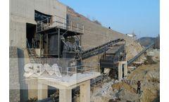 Development path of mobile crushing plant