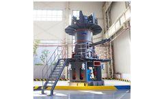 SBM - Model LUM - Ultrafine Vertical Grinding Mill