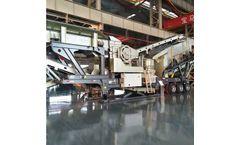 SBM - Model K3 Series - Portable Crushing Plant