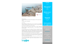 Biopipe - Biological Wastewater Treatment Pipe System Brochure
