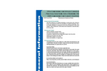 19th Conference on Applied Climatology Brochure