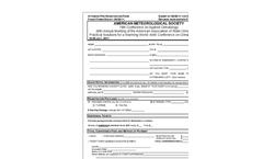 Registration Form Brochure