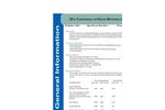 35th Conference on Radar Meteorology Brochure