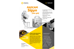 Radcam Sigyn - Model IP POE PTZ - Fast Deployment Rad Tolerant Camera Brochure