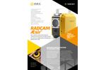 Radcam Aesir - Analog Camera Systems Brochure